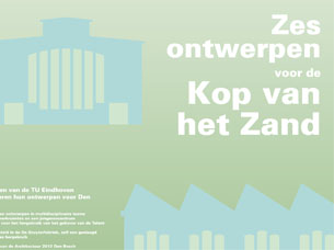 Exhibition of a student project at the Technical University Eindhoven for Architecture Day in Den Bosch: organization, introduction and poster design.